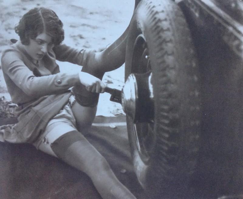 Ремонт автомобиля своими силами, 1920-е годы.