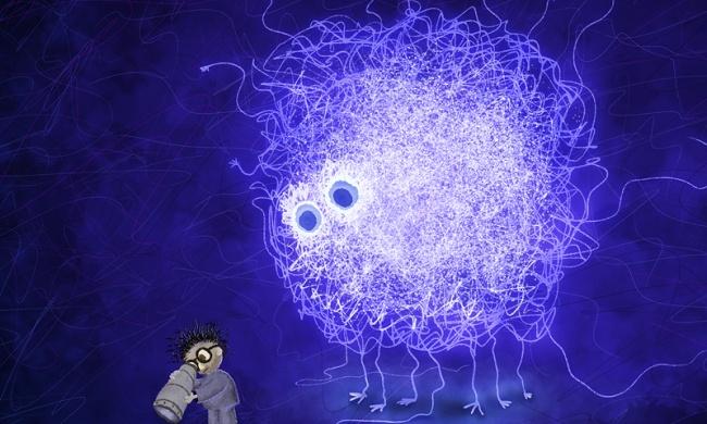 Чертов бозон Хиггса. Думает, что мир крутится вокруг него.