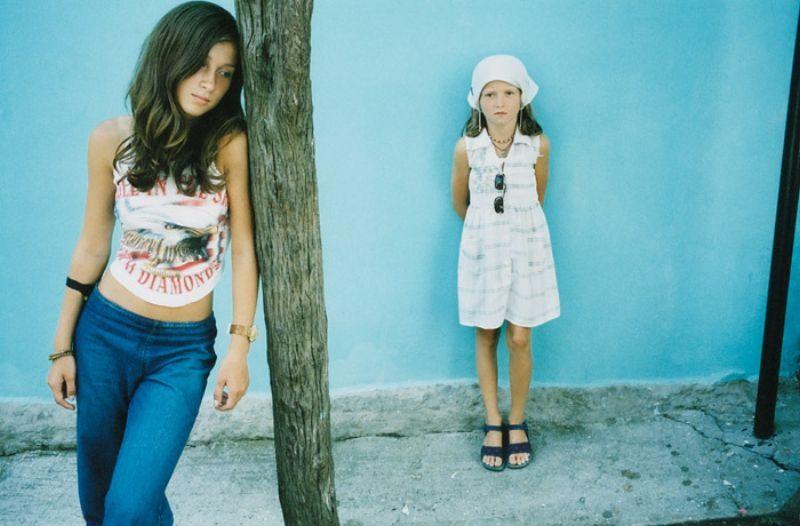 Алина, 2002 год.