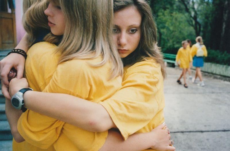 Лагерь «Лазурный», 2002 год.