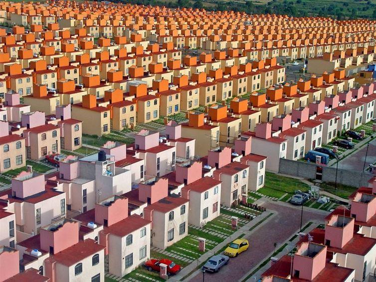 Это не Леголенд и не детская игровая площадка. Это город Сан-Буэнавентура в Истапалуке, Мексика.