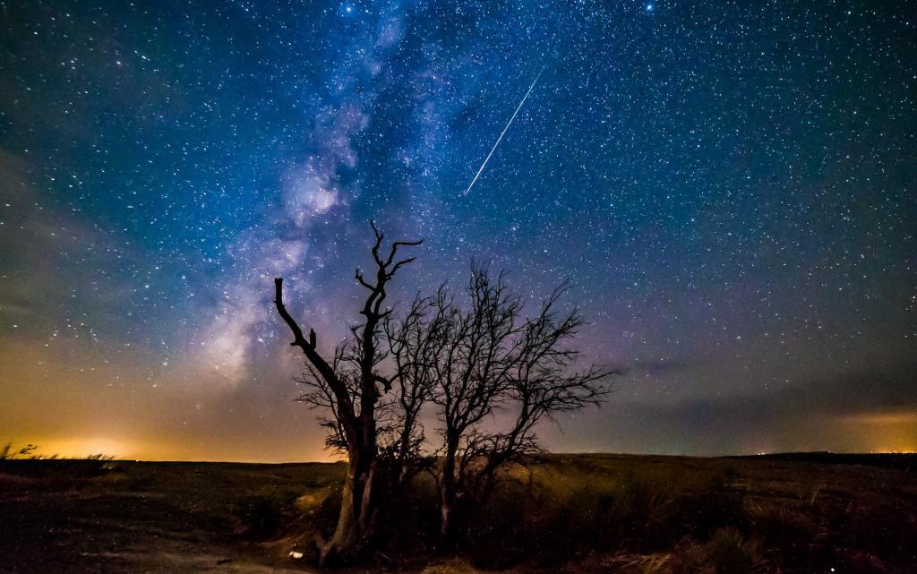 Наилучшее место для наблюдения за Персеидами - Северное полушарие, так как именно там, по мнению ученых, расположен источник метеорного дождя.