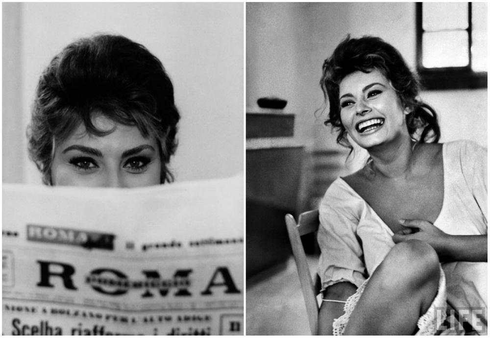 Съёмки, 1961 год