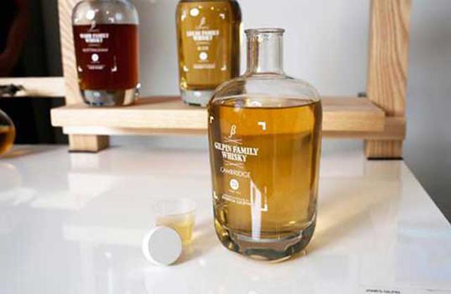 Этот чрезвычайно редкий напиток богов производится исключительно под заказ, чем наверняка заинтересует всех без исключения ценителей виски, которые, впрочем, вряд ли смогут подавить естественный рвотный рефлекс, узнав, что главный ингредиент Gilpin Family Whisky (в пер. с англ. «Семейное виски Глипинов») — моча пожилых людей, болеющих сахарным диабетом второго типа. Автор сего шедевра – эпатажный дизайнер и исследователь Джеймс Глипин (James Gilpin), которого критики уже не раз посылали подлечиться в психиатрическую больничку. Мистер Глипин извлекает мочу из группы престарелых волонтеров, в число которых входит и его собственная бабуля. Прежде чем свежесобранная моча пойдет на приготовление виски, она проходит нехитрую процедуру очистки — процеживается через обычный водоочистительный фильтр.