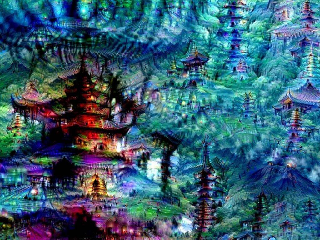 В некоторых иных тестах команда исследователей попросила нейронные сети найти на изображениях конкретные вещи, которых на самом деле там не было. Идея заключалась в том, чтобы заставить искусственный интеллект модифицировать начальное изображение для получения желаемого объекта.