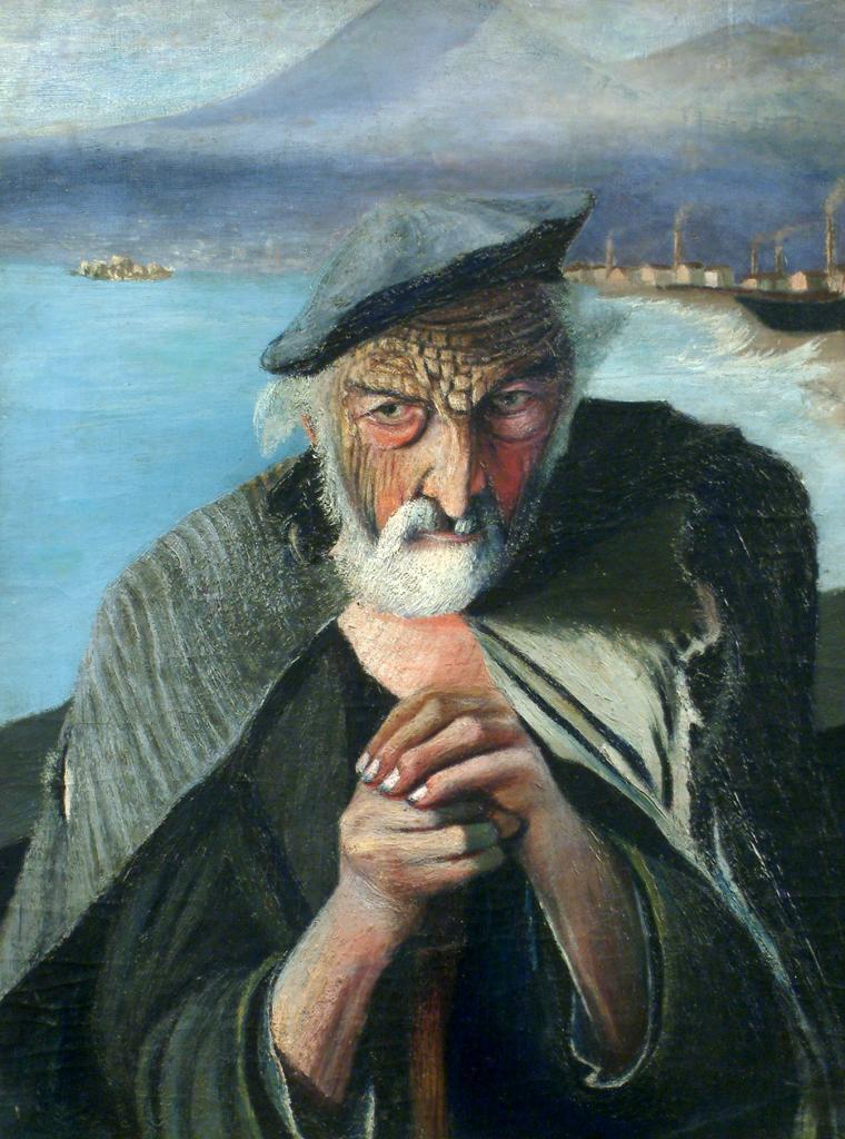 В 1902 году венгерский художник Тивадар Костка Чонтвари пишет картину «Старый Рыбак». Казалось бы, ничего необычного в картине нет, но Тивадар заложил в нее подтекст, при жизни художника так и нераскрытый.