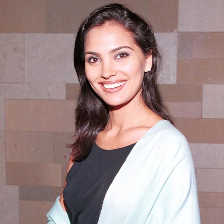 Лара Датта, Индия. «Мисс Вселенная — 2000». 22 года, рост 173 см, параметры фигуры 95−60,5−94,5