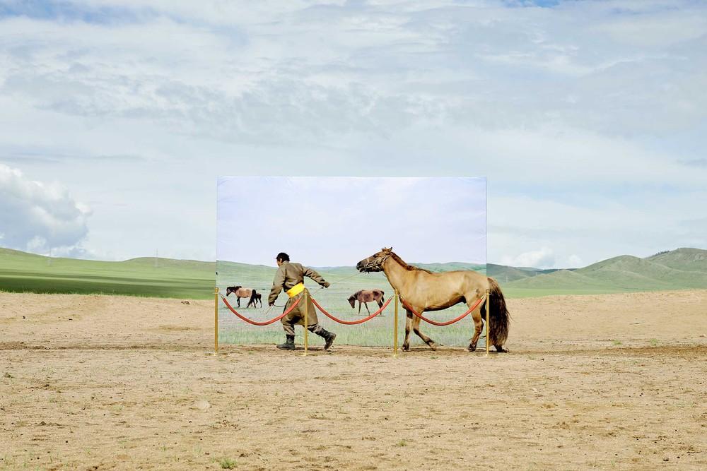 Категория: Концептуальное фото. Дэсунг Ли.