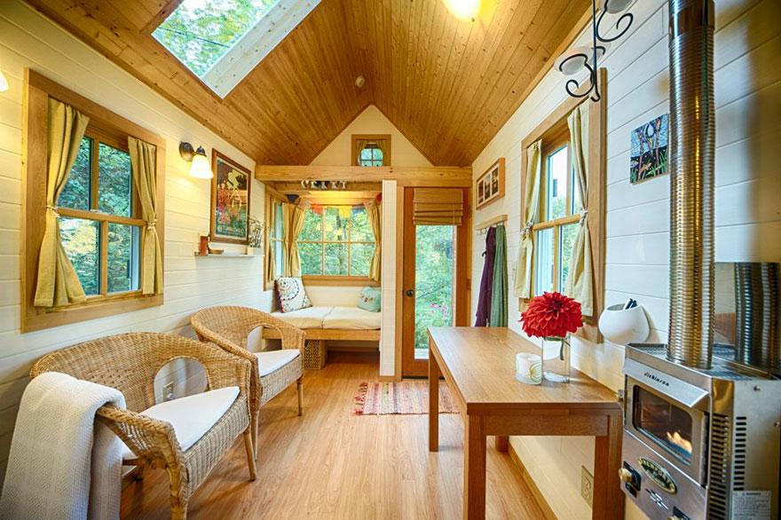 Дизайн в маленьком доме