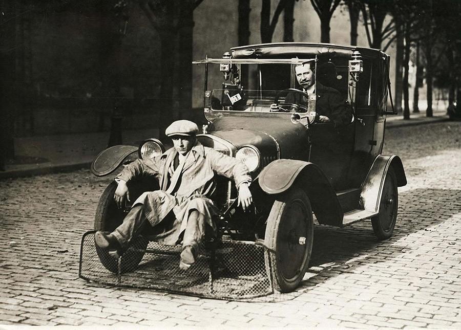 1920 год.