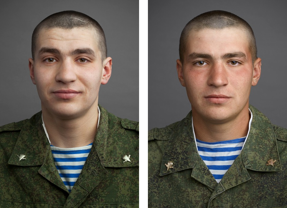 «Отпечаток» армии на лицах солдат