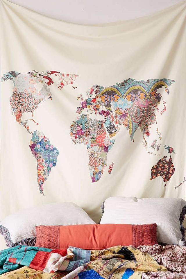 Текстильные изголовья