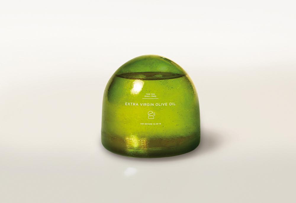Экологичная упаковка для масла