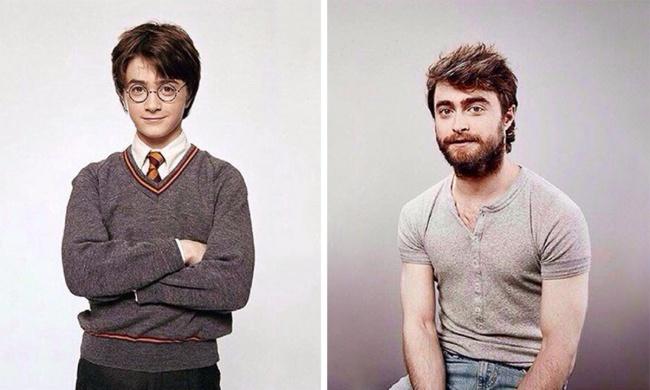 «Гарри Поттер и Философский Камень», Гарри Поттер (2001 год)