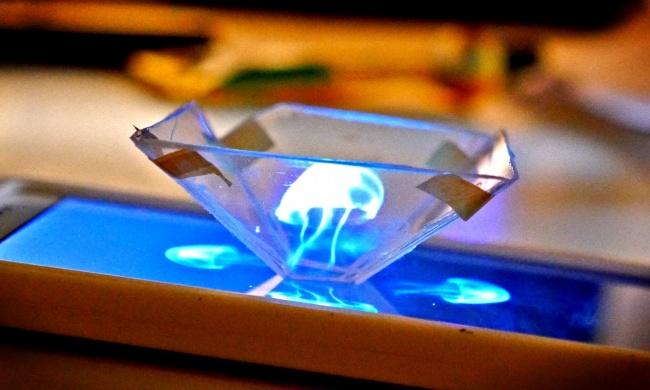3D-проектор своими руками – просто и эффектно