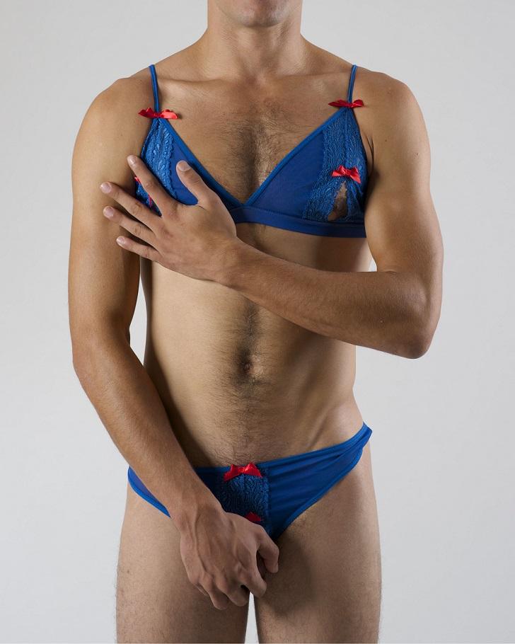 Геи женское белье онлайн