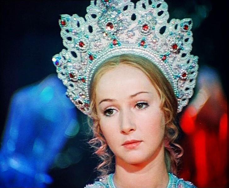 Исполнительница роли Людмилы во второй экранизации поэмы Пушкина «Руслан и Людмила» (1972 год) режиссера Александра Птушко. Впечатляющая славянская красота актрисы внесла существенный вклад в успех фильма.
