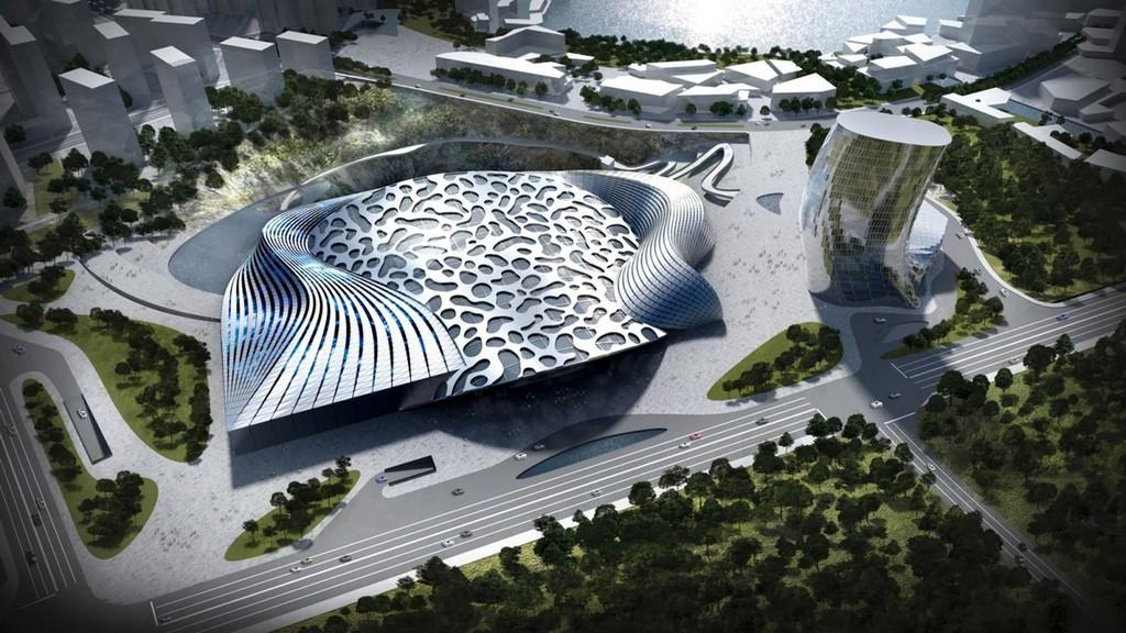 Устали от отелей, которые изящно не парят между двумя скалами над заброшенной каменоломней и озером? Китайский горный курорт Даванг будет ждать вас с 2016 года. Растянувшийся на 170 метров в длину курорт будет включать «ледяной мир развлечений», крытый лыжный комплекс, аквапарк и висячие сады.