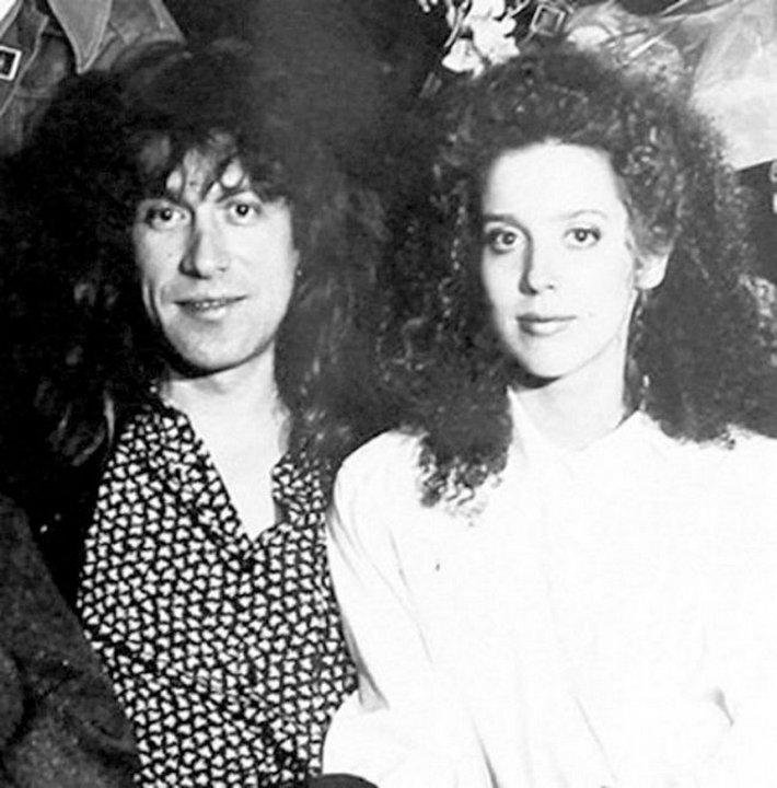 Владимир Кузьмин и его американская жена Келли Корзон