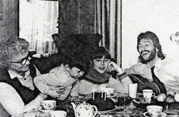 Игорь Тальков. День рождения сына
