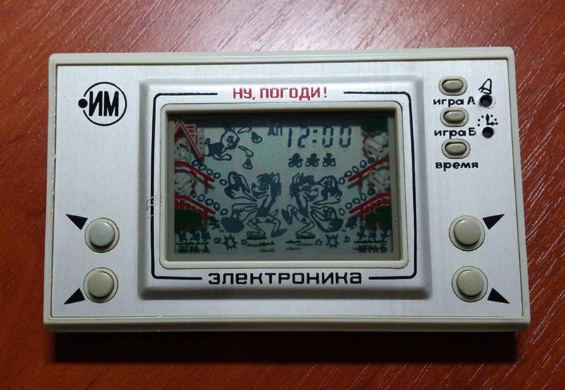 Самые оригинальные электронные игрушки прошлых лет