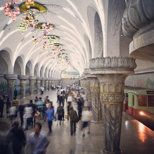 Корейское метро