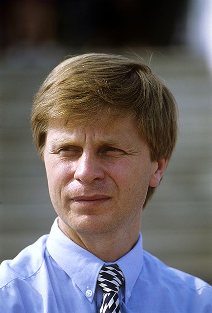 Президент ПФЛ Николай Толстых.