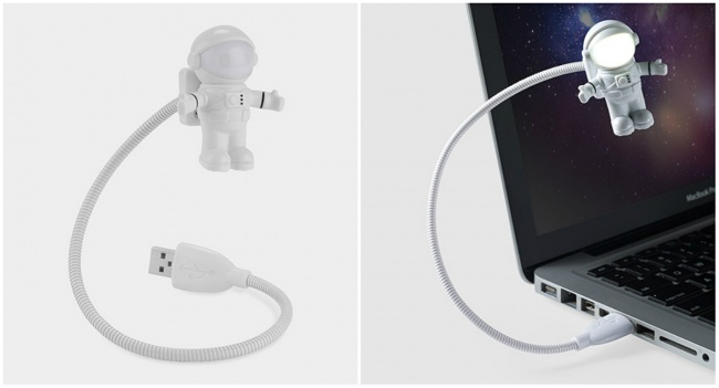 USB-лампочка «Космонавт»