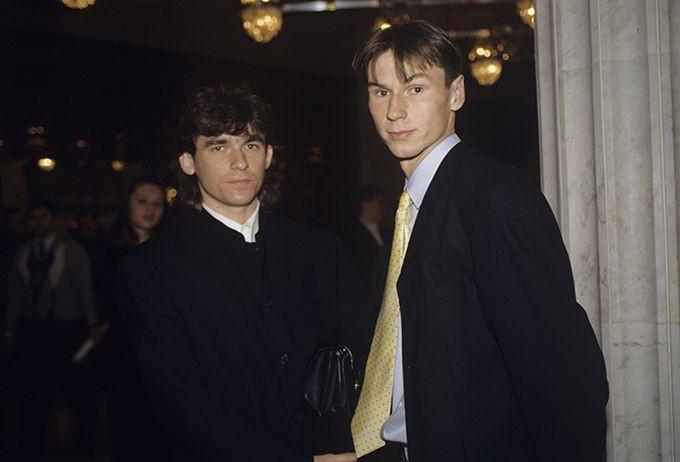 Дмитрий Ананко и Егор Титов