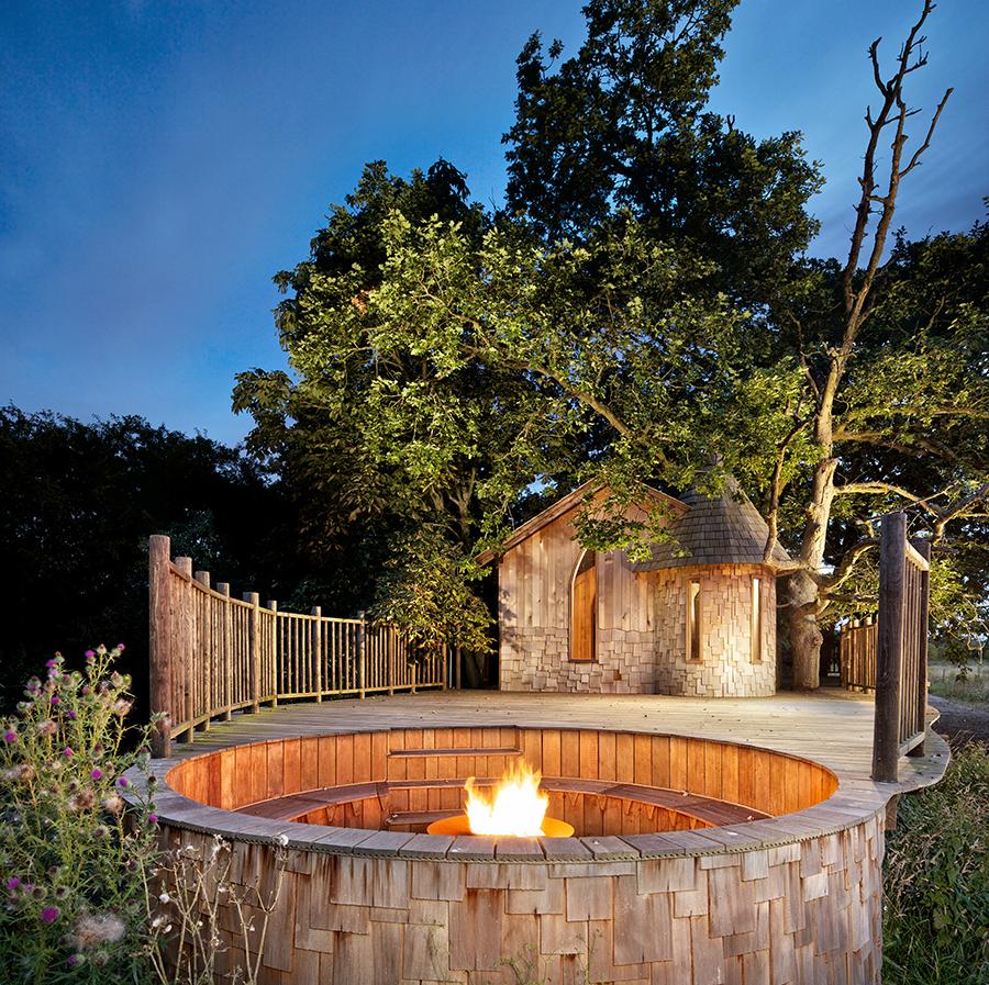 Невероятные домики на деревьях, владельцам которых можно только позавидовать