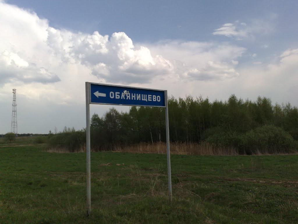 Деревня в Можайском районе Московской области