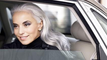 59-летняя бабуля – сногсшибательная модель, которой завидуют даже молодые