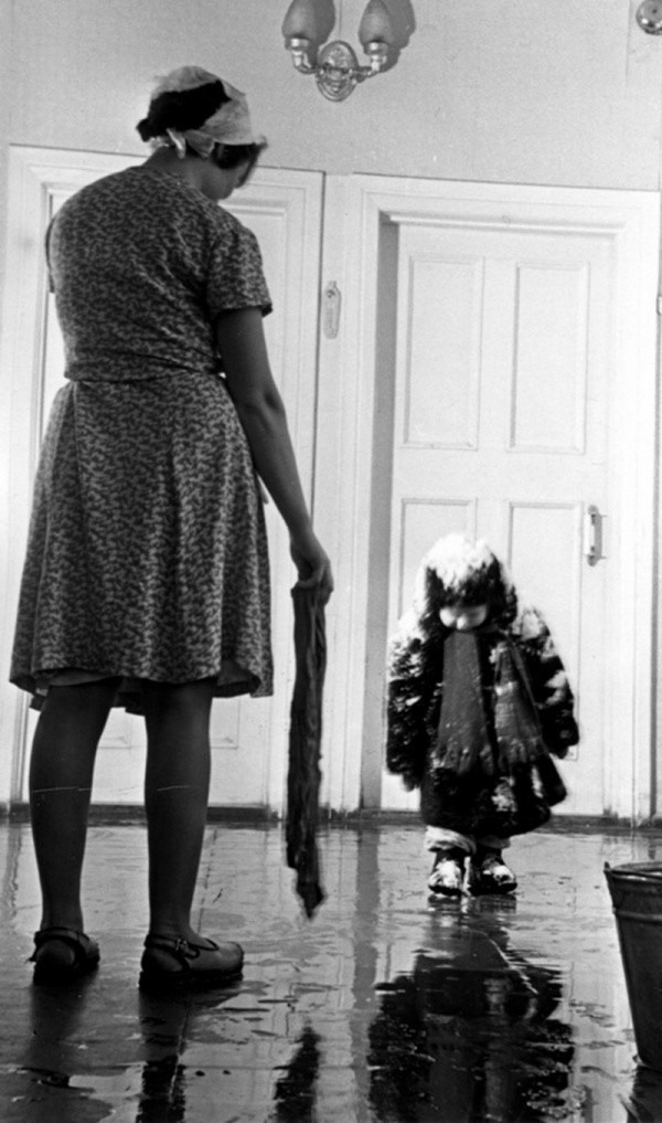 Я вернулся, мама! СССР, 1960 год.