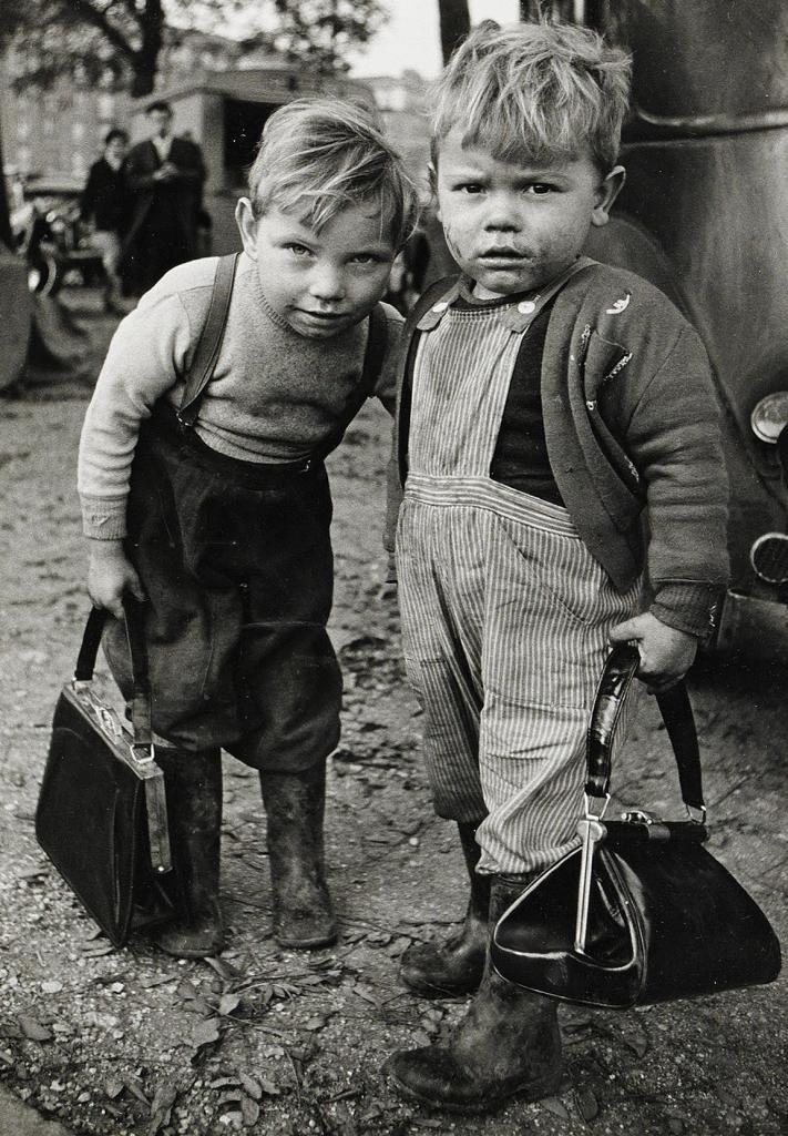 Париж, 1962 год.