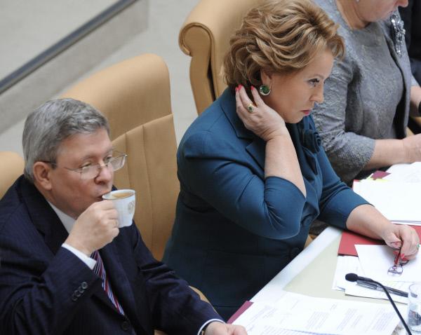 Самые дорогие украшения российских чиновниц