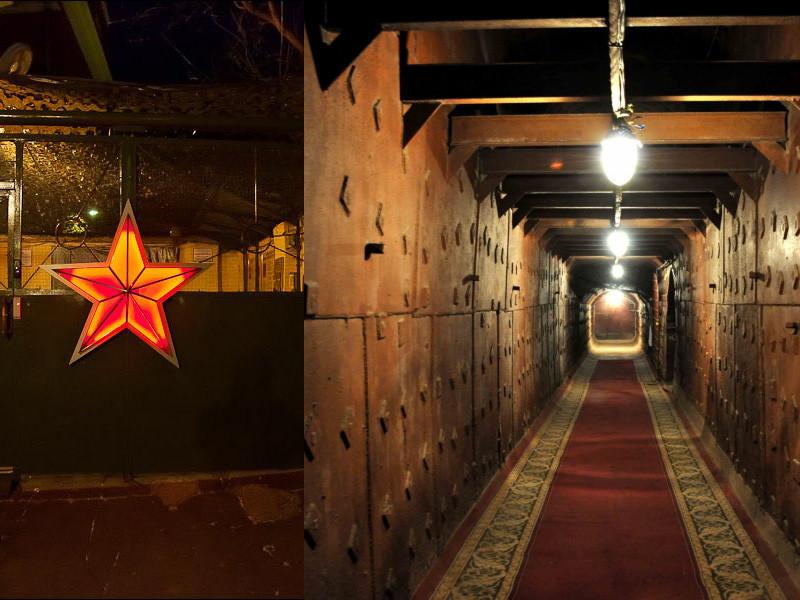 Уникальные снимки рассекреченных бункеров, которые вас точно удивят