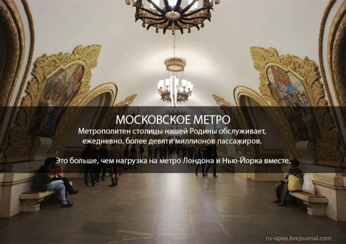 Удивительные факты о России в фотографиях