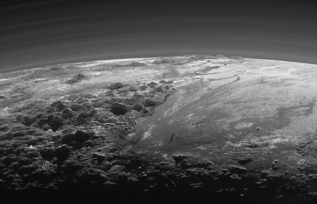 Плутон, каким мы его еще не видели