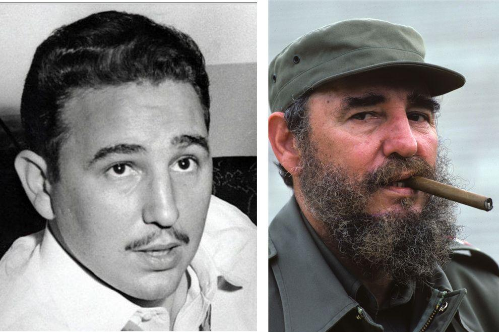 Фидель Кастро, великий революционер и бывший премьер-министр Кубы