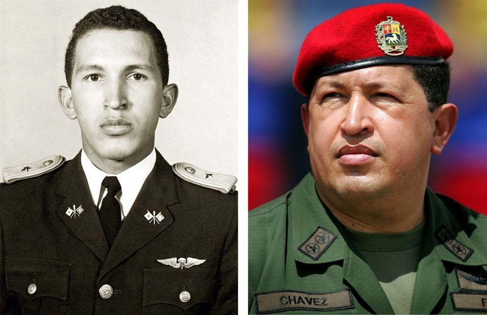 Уго Чавес, бывший президент Венесуэлы