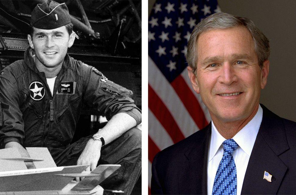 Джордж Буш младший, бывший президент США