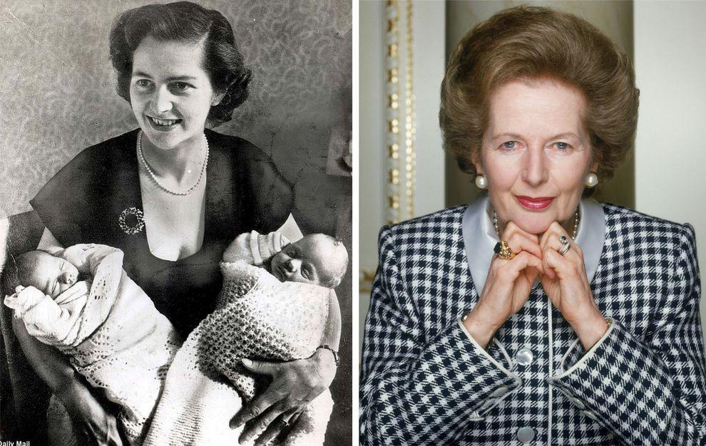 Маргарет Тэтчер, Железная леди и бывший премьер-министр Великобритании