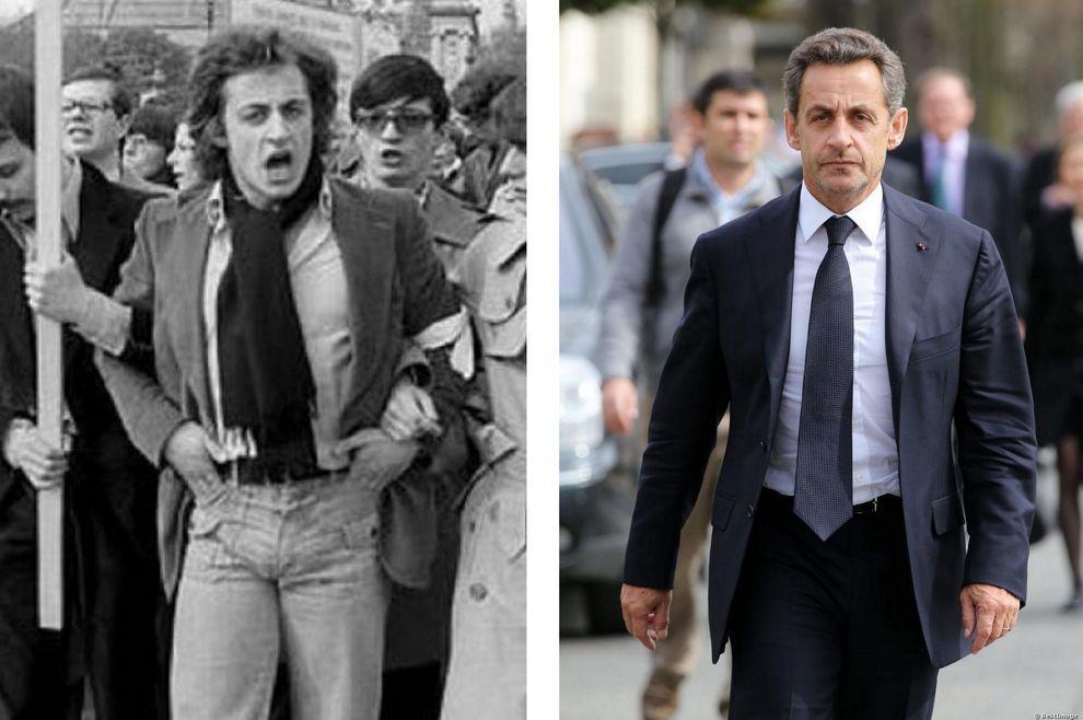 Николя Саркози, бывший президент Франции