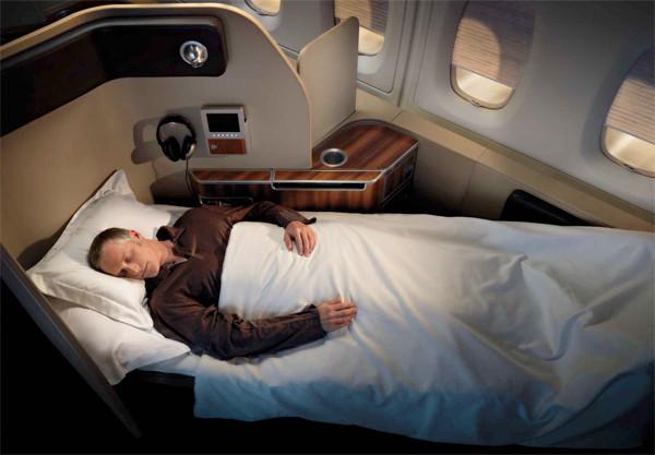 qantas-a380-bed