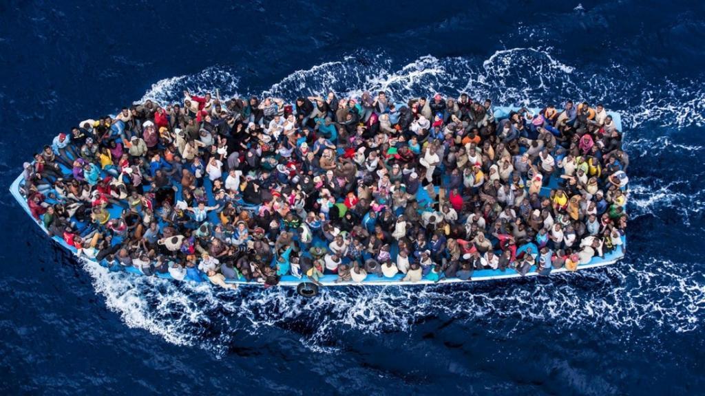 На что идут беженцы, чтобы попасть в Европу