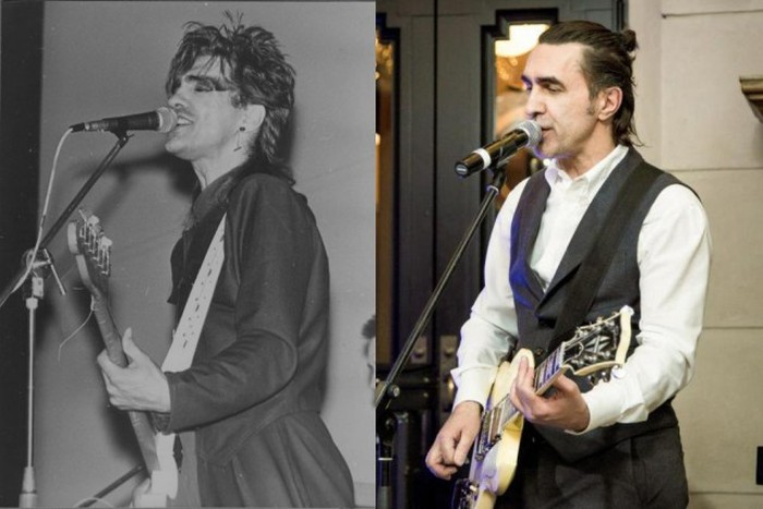 Отечественные рок-музыканты: Тогда и сейчас