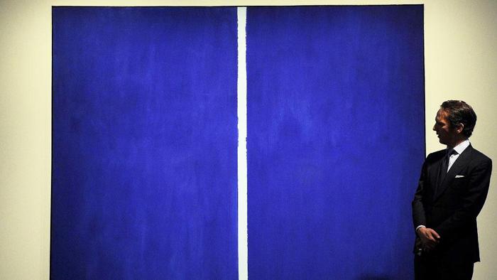 «Onement VI» Барнетт Ньюман – $43,8 млн
