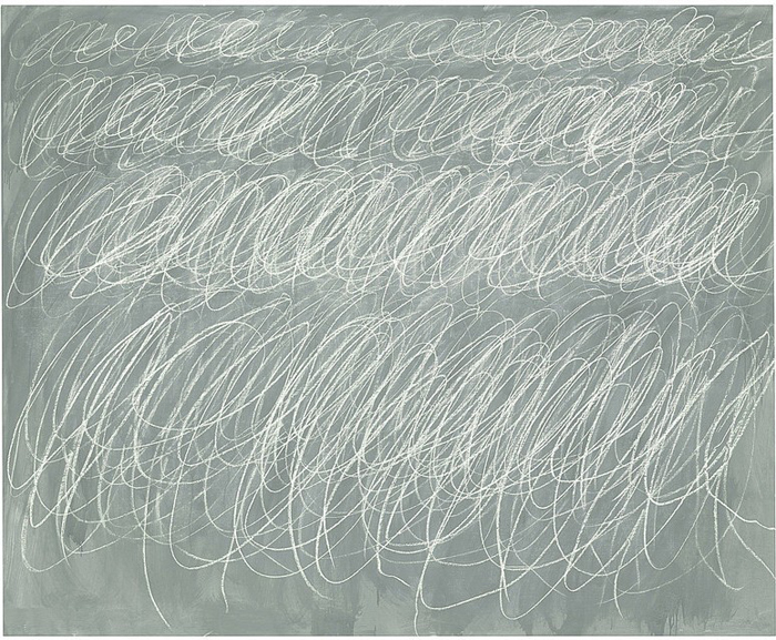 «Без названия» (1970) Сай Твомбли – $69,6 млн