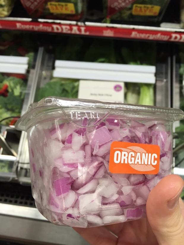 Самые странные продукты из американских магазинов