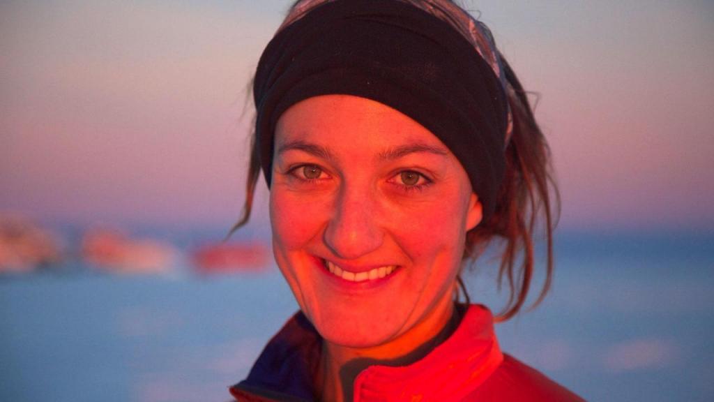 Мария Лейджерстам Первый человек, что пересек Северный полюс на трицикле. Сейчас ее мечта – переплыть Атлантический океан на каяке с педальным приводом.